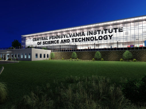 CPI SciTech New Health Sciences Building