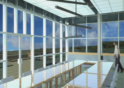 CPI - Health Sciences ~ Interior, Conference Room
