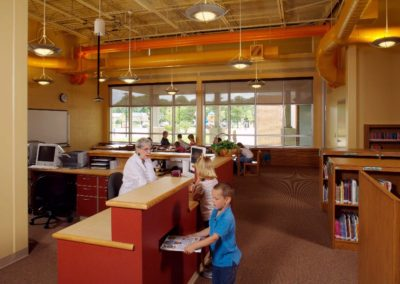 Haverford - Manoa ~ Elementary - Interior Library 1 [MKH]