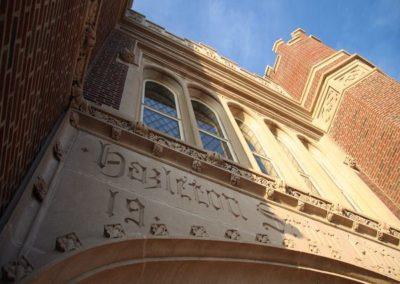 Hazelton - HES ~ Elementary - Exterior Tower