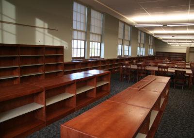 Hazelton - HES ~ Elementary - Interior Library