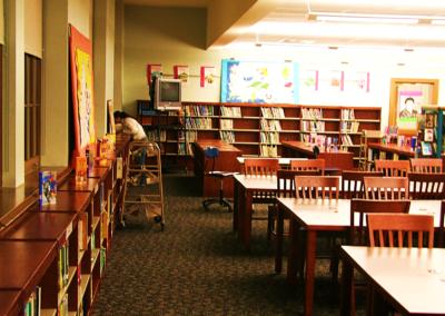 Hazelton - HES ~ Elementary - Interior classroom 4