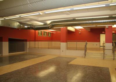 Hazelton - HES ~ Elementary - Interior gymnasium1