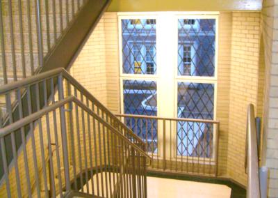 Hazelton - HES ~ Elementary - Interior stairwell 1