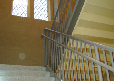 Hazelton - HES ~ Elementary - Interior stairwell 2
