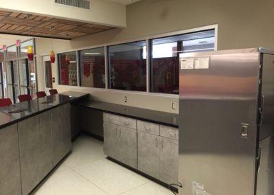 Indiana - IASHS ~ High School - Interior Breakfast Bar 3