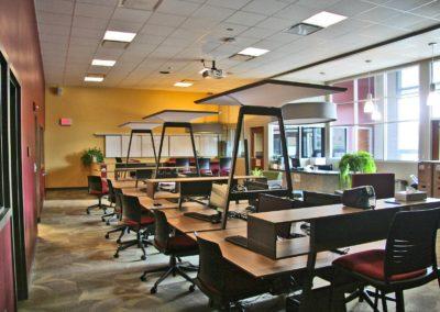 Indiana - IASHS ~ High School - Interior Computer Lab 1