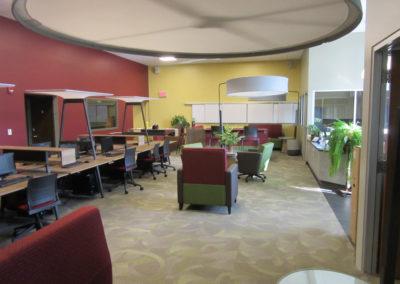 Indiana - IASHS ~ High School - Interior Computer Lab 3