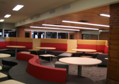 Indiana - IASHS ~ High School - Interior Knowledge Commons 3