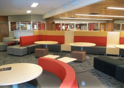 Indiana - IASHS ~ High School - Interior Knowledge Commons 5