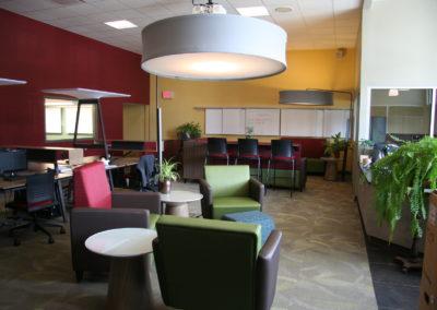 Indiana - IASHS ~ High School - Interior Study Lab 2