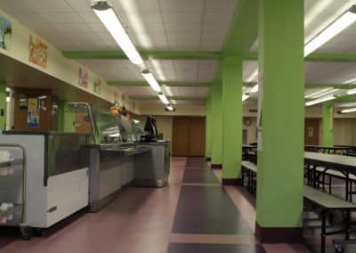 Mifflin - MCES ~ Elementary - Cafeteria 2