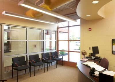 Mount Union - MUJSHS ~ Jr Sr High - Interior Admin Office 1 [MKH]