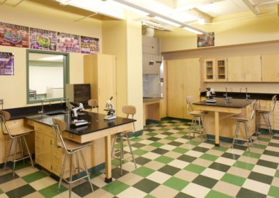 Mount Union - MUJSHS ~ Jr Sr High - Interior Classroom 3 [MKH]