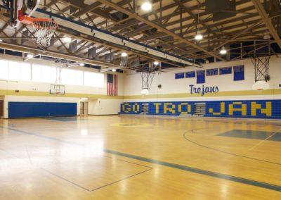 Mount Union - MUJSHS ~ Jr Sr High - Interior Gymnasium 1 [MKH]