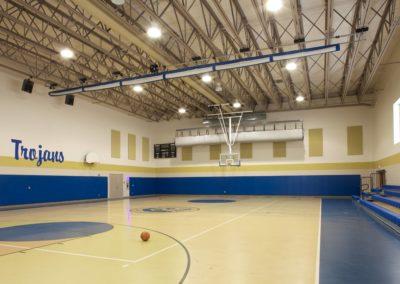 Mount Union - MUJSHS ~ Jr Sr High - Interior Gymnasium 2 [MKH]