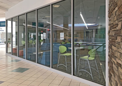 PHCC - LVM ~ Concourse Walkway View