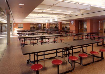 Reading - Intermediate High ~ Interior, Cafeteria 1 (MH)