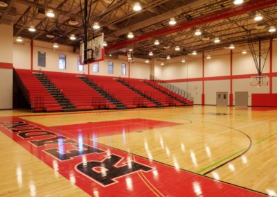 Reading - Intermediate High ~ Interior, Gymnasium (MH)