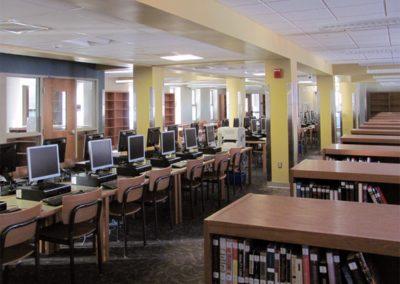 Reading - Intermediate High ~ Interior, Library (KM)