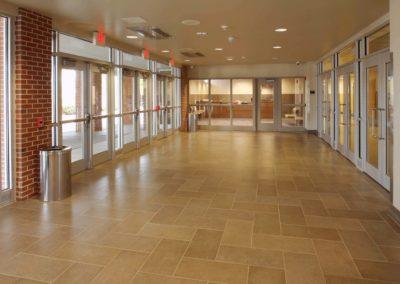 Reading - Intermediate High ~ Interior, Lobby (MH)