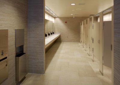 Reading - Intermediate High ~ Interior, Restroom (MH)