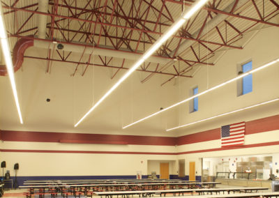 Shikellamy - SMS ~ Middle - Interior Cafeteria 3