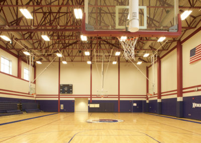 Shikellamy - SMS ~ Middle - Interior Gymnasium 2