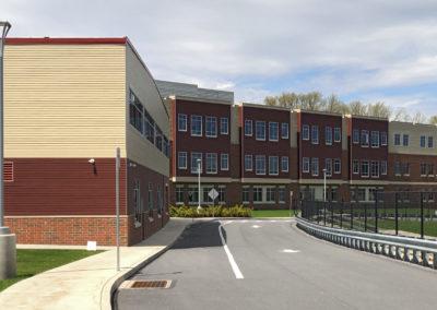Westmont Hilltop - Elementary ~ Exterior, Playground Side & Gym 1 (VM)