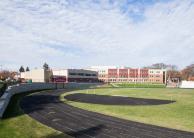 Westmont Hilltop - Elementary ~ Exterior, Playground Side & Gym 4 (MH)