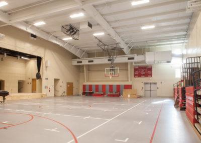 Westmont Hilltop - Elementary ~ Interior, Gymnasium (MH)
