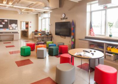 Westmont Hilltop - Elementary ~ Interior, STEM 2 (MH)