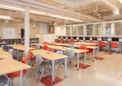 Westmont Hilltop - Elementary ~ Interior, STEM 3 (MH)
