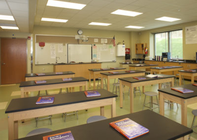 Willamsport - WAMS ~ Middle - Interior Classroon 2