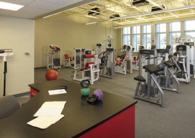 Willamsport - WAMS ~ Middle - Interior Fitness Area 1