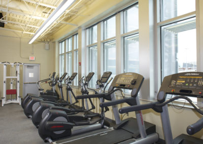 Willamsport - WAMS ~ Middle - Interior Fitness Area 2