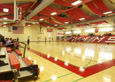 Willamsport - WAMS ~ Middle - Interior Gymnasium 6