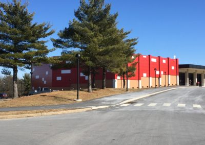 Williamsport - WAHS ~ HS - Exterior 1