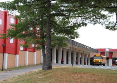 Williamsport - WAHS ~ HS - Exterior 2