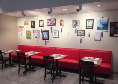 Williamsport - WAHS ~ HS - Interior Cafe