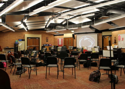Williamsport - WAHS ~ HS - Interior Music 1