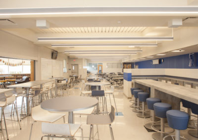 Windber - WMS ~ Middle - Interior Cafeteria 1 [MKH]